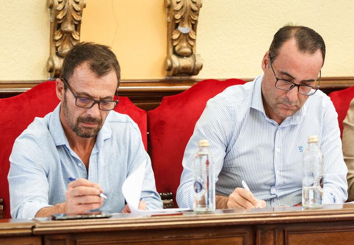 """Antonio de Miguel: """"Se ha vuelto a demostrar que ni al PSOE de Rojo ni a sus socios de Ciudadanos les interesa reducir su sueldo para ayudar a los guadalajareños"""""""