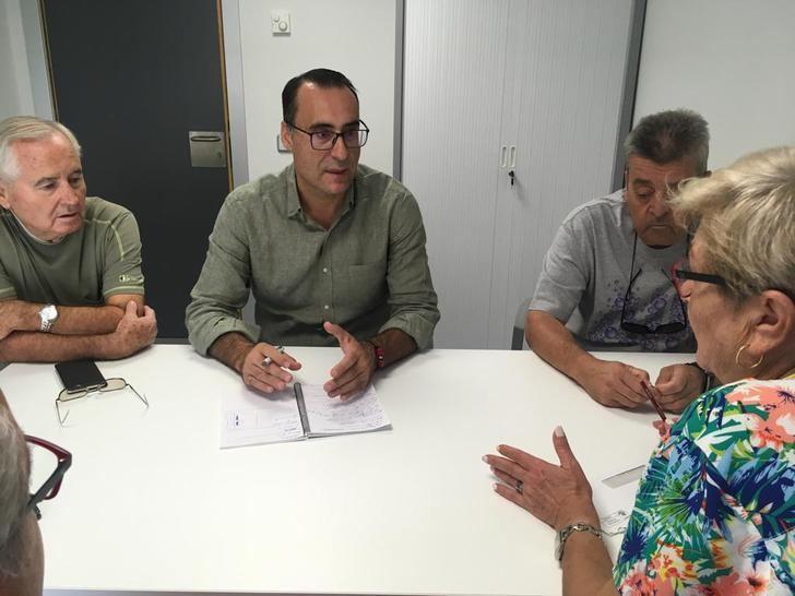 """El Grupo Municipal de Vox denuncia que """"el equipo de Gobierno de PSOE y Cs tiene abandonado el barrio de Los Manantiales"""""""