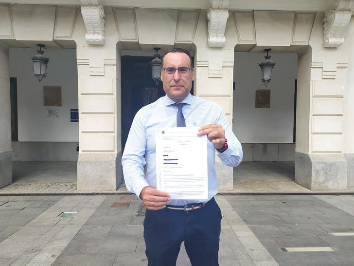 VOX denuncia al gobierno municipal del socialista Rojo y de Ciudadanos en el Ayuntamiento de Guadalajara ante el Tribunal de Cuentas