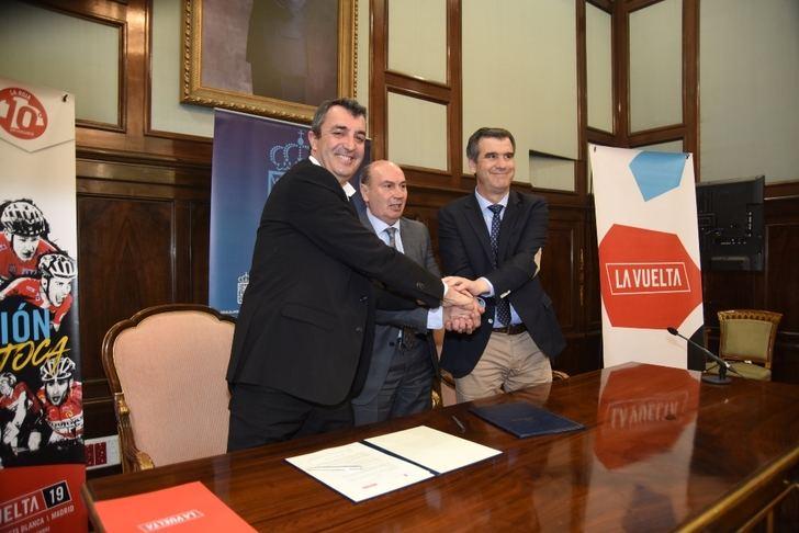La Diputación de Guadalajara colaborará con La Vuelta Ciclista a España que tendrá final de etapa en la capital tras recorrer casi 20 pueblos