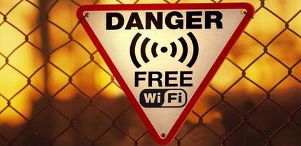 Cuidado con las redes WIFI públicas estas navidades