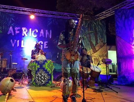 """Ritmos africanos para empezar la tercera edición de """"Más música, por favor"""" en Cabanillas"""