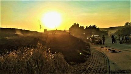 Yebes recuerda en un bando a los propietarios de parcelas la obligación de tenerlas limpias antes del 1 de junio