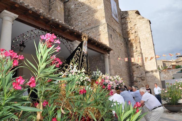 Yebra se prepara para vivir sus fiestas patronales en honor a la Virgen de la Soledad