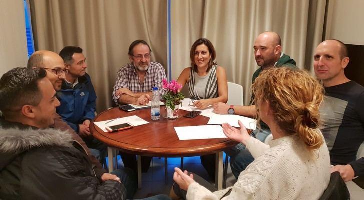 """Yolanda Ramírez: """"Cada día somos más los vecinos que reclamamos un cambio para el Casar-Mesones"""""""