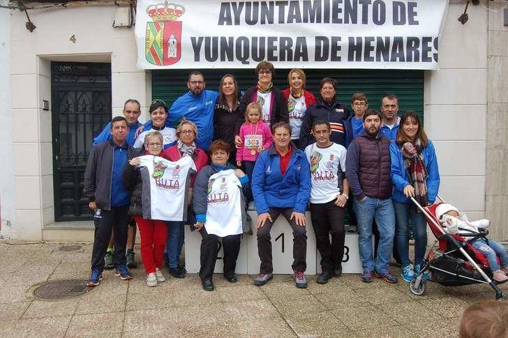 """Yunquera reúne a 150 participantes en la IX edición de la Carrera Popular """"Ruta de las Ermitas"""""""