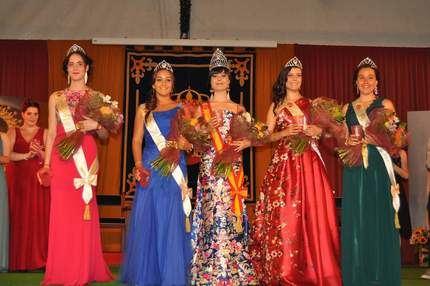 Yunquera de Henares corona a la Reina, Damas y Quinta de sus fiestas patronales 2018 en Honor a la Virgen de la Granja