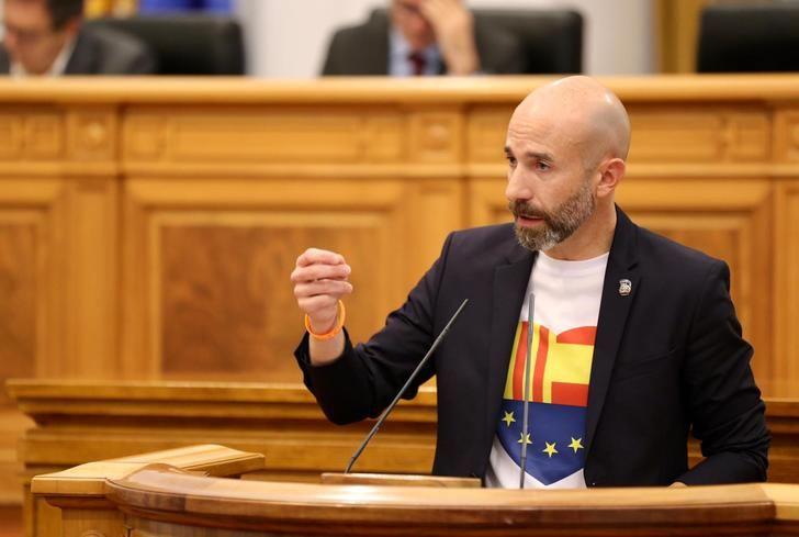 """Zapata (Cs) : """"Este presupuesto (el del socialista Page) no va a mejorar la vida de los castellanomanchegos, el dinero de todos no se puede usar para hacer propaganda política"""""""