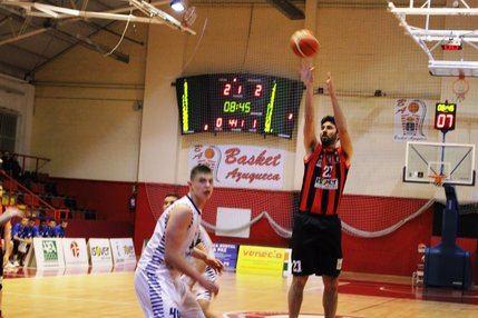 El Isover Basket Azuqueca visita a Zentro Basket con la quinta plaza en juego