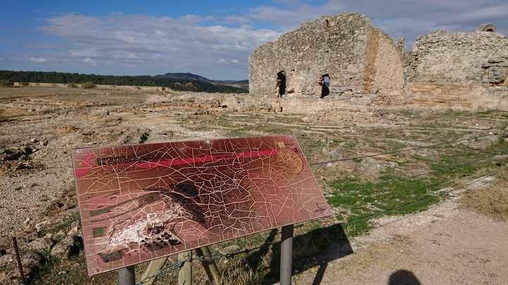 """El Ayuntamiento de Zorita denuncia la """"dejadez"""" de la Junta de Page respecto al Parque Arqueológico de Recópolis"""