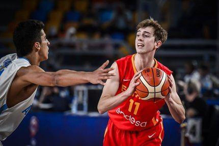 El escolta madrileño Ignacio Ballespín llega cedido por el Fuenlabrada al Isover Basket Azuqueca