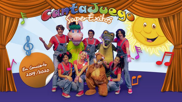 Cantajuegos interpretarán sus 'SuperÉxitos' en el TABV