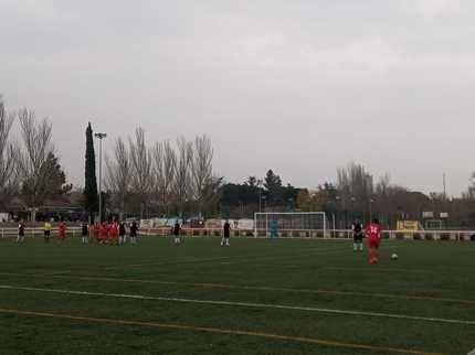 El CD Mandayona sigue liderando su grupo tras la victoria 2-1 contra el Ibero Sport