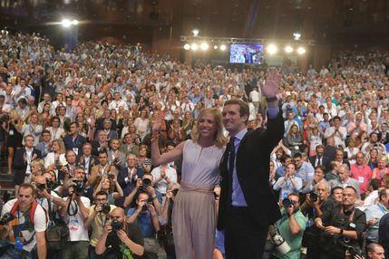 Pablo Casado ha sido proclamado nuevo presidente del Partido Popular
