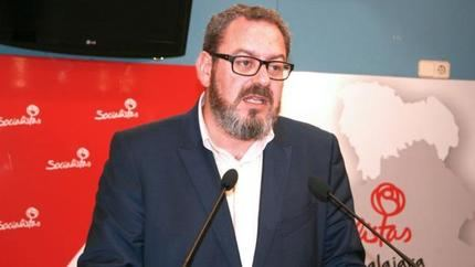 Eusebio Robles, nuevo delegado de la Junta en Guadalajara